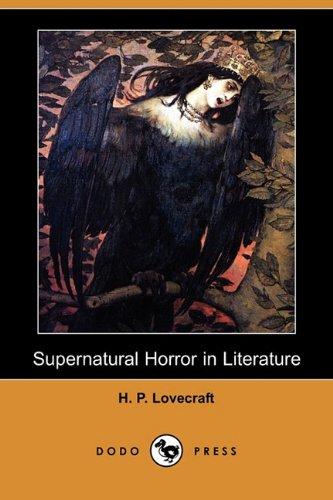 9781409948803: Supernatural Horror in Literature (Dodo Press)