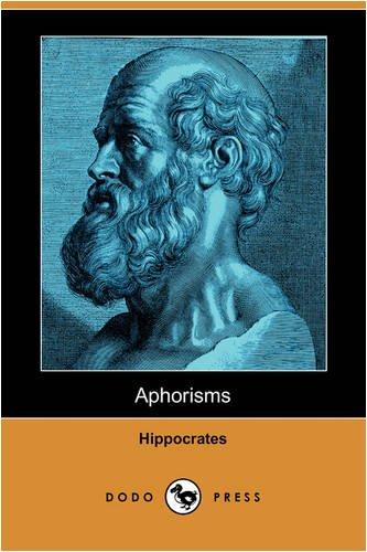 9781409949541: Aphorisms (Dodo Press)