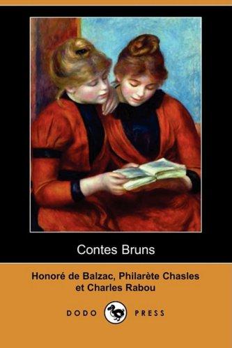 9781409953364: Contes Bruns (Dodo Press)