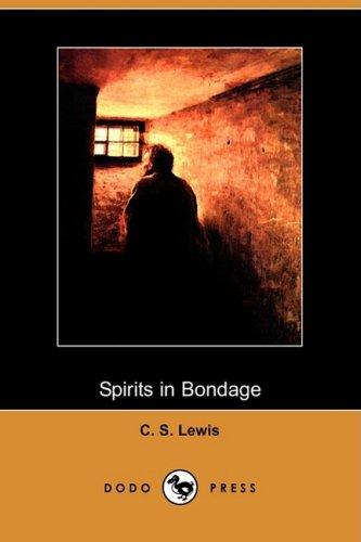 9781409961031: Spirits in Bondage (Dodo Press)
