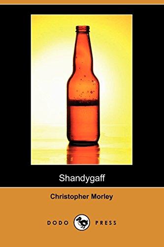 9781409964339: Shandygaff (Dodo Press)