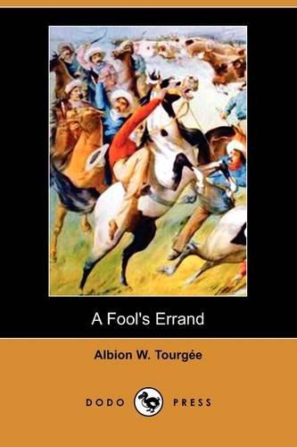 9781409976929: A Fool's Errand (Dodo Press)