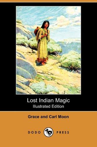 9781409979036: Lost Indian Magic (Illustrated Edition) (Dodo Press)