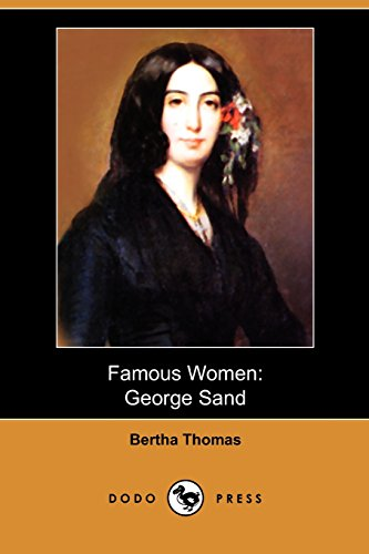 9781409981336: Famous Women: George Sand (Dodo Press)
