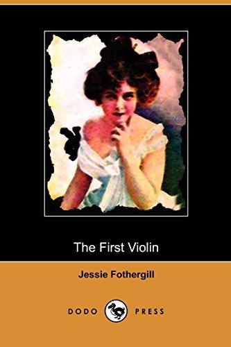 9781409987802: The First Violin (Dodo Press)
