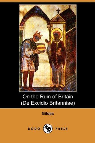 9781409993452: On the Ruin of Britain (de Excidio Britanniae) (Dodo Press)