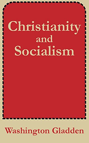 9781410100467: Christianity and Socialism