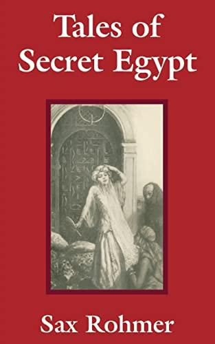 9781410101051: Tales of Secret Egypt