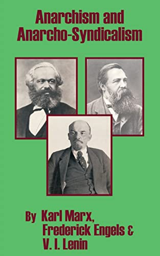 9781410101419: Anarchism and Anarcho-Syndicalism