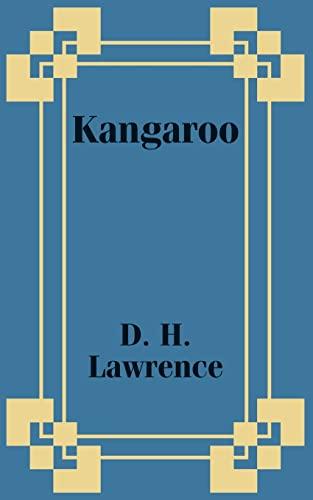 9781410101754: Kangaroo