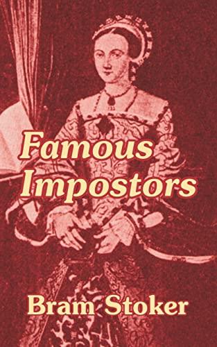 9781410103437: Famous Impostors