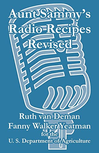9781410103796: Aunt Sammy's Radio Recipes Revised