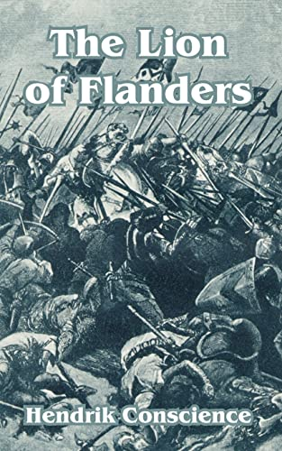9781410103925: Lion of Flanders, The
