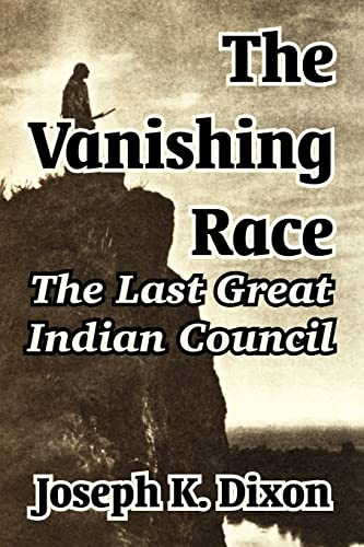 9781410104625: The Vanishing Race: The Last Great Indian Council