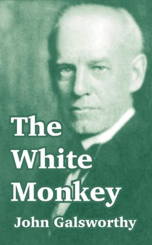 9781410105042: The White Monkey (Forsyte Saga)