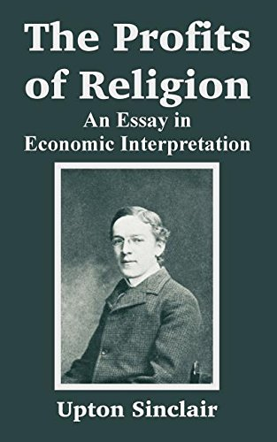 9781410105479: The Profits of Religion: An Essay in Economic Interpretation