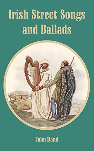 Irish Street Songs and Ballads (Paperback): Professor of Accounting