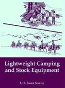 9781410108111: Lightweight Camping and Stock Equipment