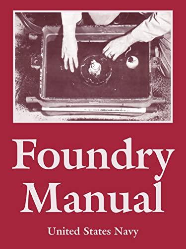 9781410109002: Foundry Manual