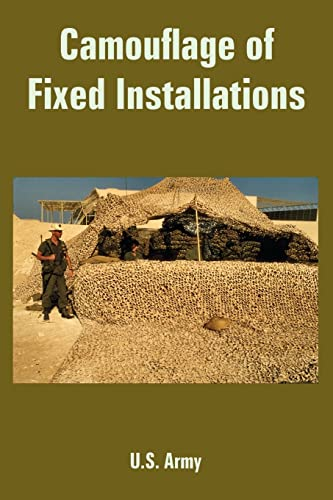 9781410109149: Camouflage of Fixed Installations