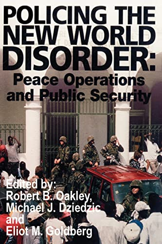9781410200136: Policing the New World Disorder: Peace Operations and Public Security