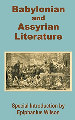 9781410200334: Babylonian and Assyrian Literature