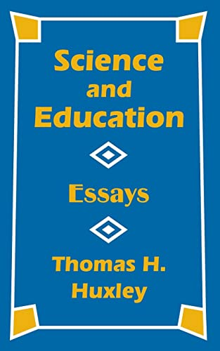 9781410201164: Science and Education: Essays