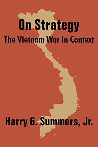 9781410204196: On Strategy: The Vietnam War in Context
