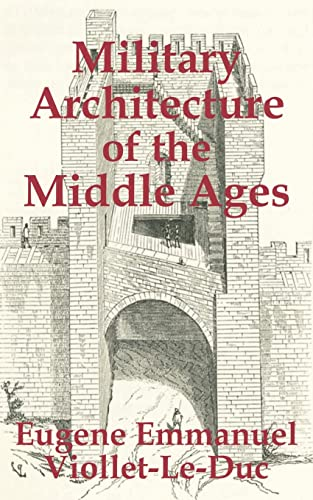 9781410204226: Military Architecture of the Middle Ages