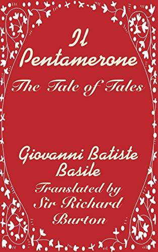Il Pentamerone: The Tale of Tales