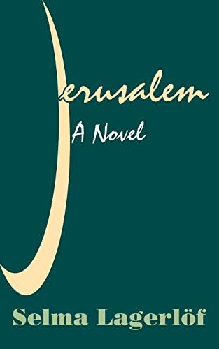 9781410204752: Jerusalem: A Novel