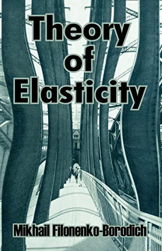 9781410209351: Theory of Elasticity