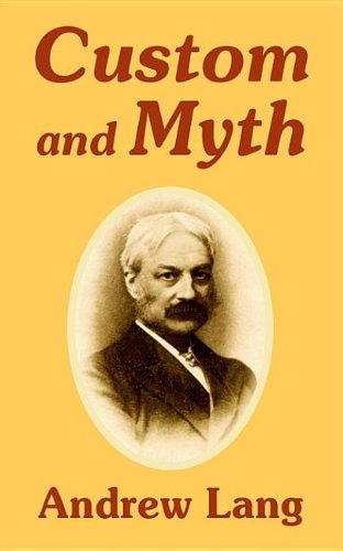 9781410209658: Custom and Myth