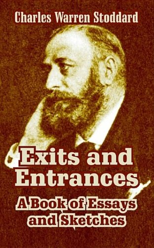 9781410210586: Exits and Entrances: A Book of Essays and Sketches