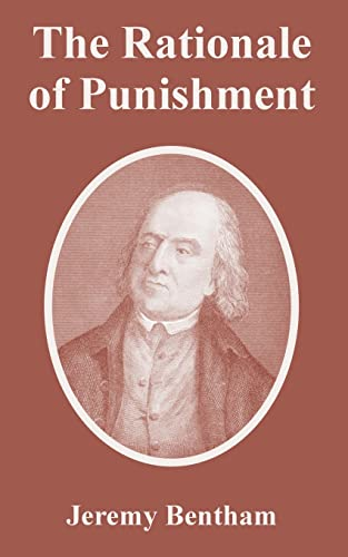 9781410212900: Rationale of Punishment, The