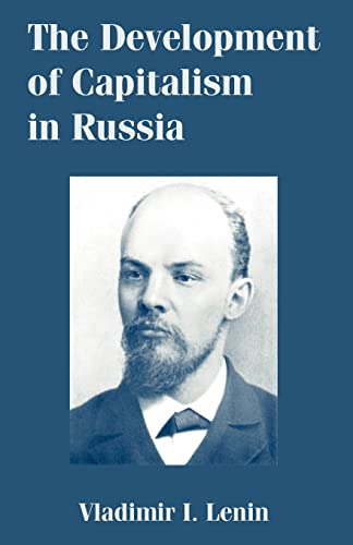 9781410213006: Development of Capitalism in Russia, The