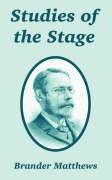 9781410214300: Studies of the Stage