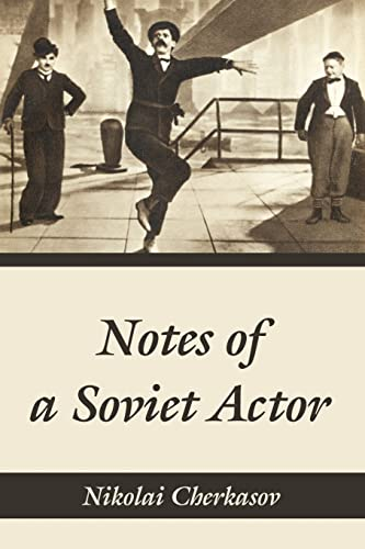 9781410214515: Notes of a Soviet Actor