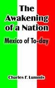 9781410214645: The Awakening of a Nation: Mexico of To-day