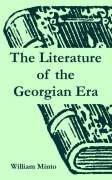 9781410215031: Literature of the Georgian Era, The