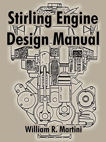 9781410216045: Stirling Engine Design Manual