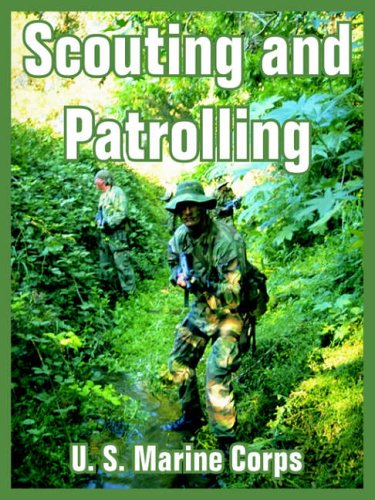 9781410217172: Scouting and Patrolling