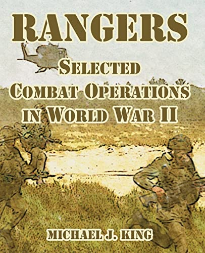9781410217523: Rangers: Selected Combat Operations in World War II