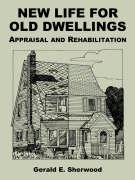 9781410217813: New Life for Old Dwellings: Appraisal and Rehabilitation