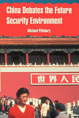 9781410218568: China Debates the Future Security Environment