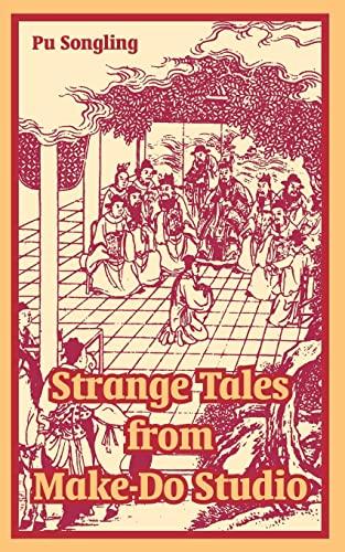 9781410219046: Strange Tales from Make-Do Studio