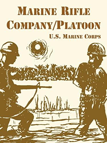 9781410220240: Marine Rifle Company/Platoon