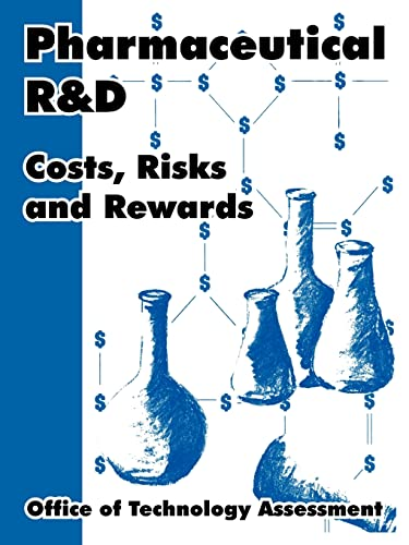 9781410220493: Pharmaceutical R and D: Costs, Risks and Rewards