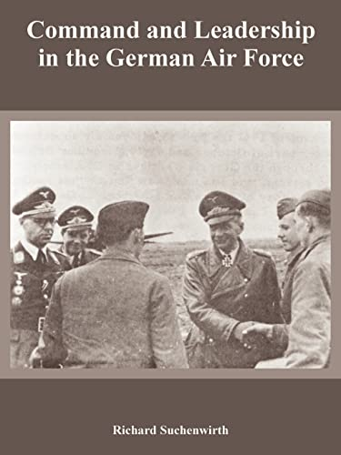 9781410221391: Command and Leadership in the German Air Force