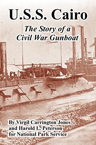 9781410224125: U.S.S. Cairo: The Story of a Civil War Gunboat